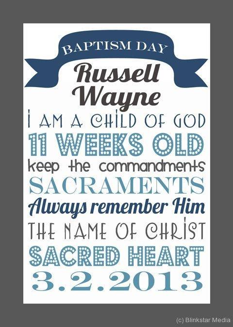 RussellWayneBaptismSubwayArt