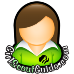 Girl Scout Guide Logo