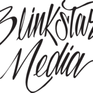 Blinkstar Media Logo by Jen Goode