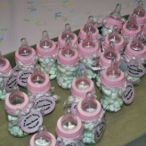 Embracing Home Baby Showers Uses Baby Shower Favors Photo