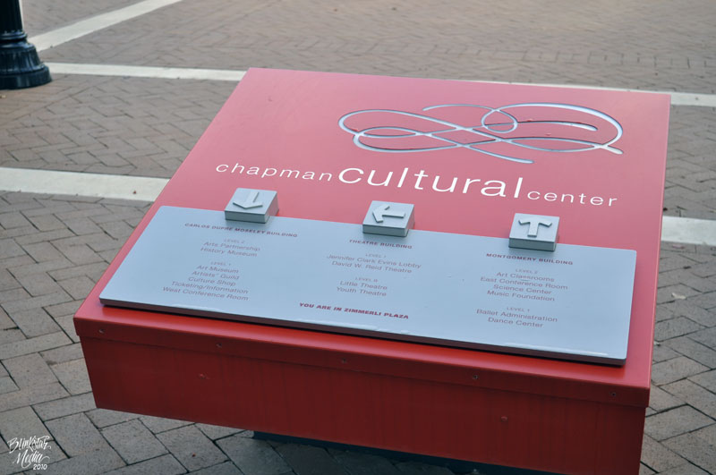 eventseeker Uses 4 photos of the Chapman Cultural Center