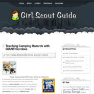 New Site Launch: Girl Scout Guide