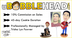 uBobblehead.com Management Announcement