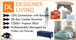 Designer Living Affiliate Program Management Announcement