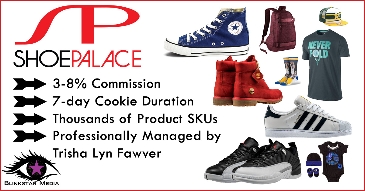 Shoe Palace Affiliate Program Management Announcement