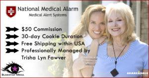 National Medical Alarm Affiliate Program Management Announcement
